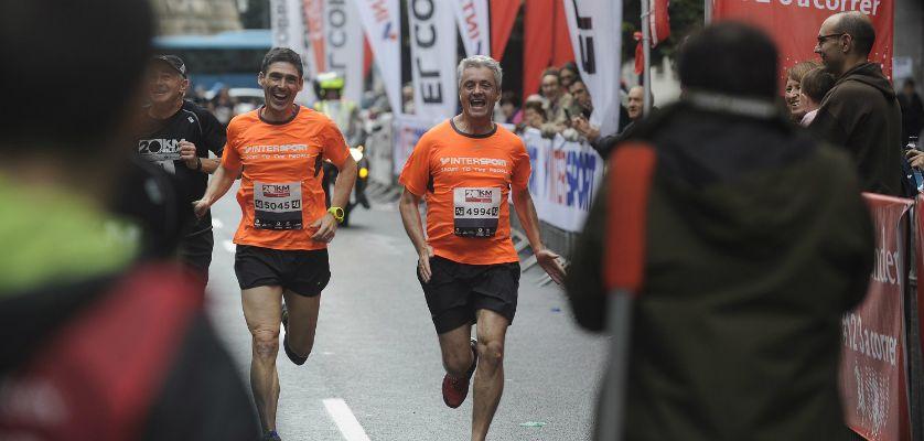 Maratón: 10 mitos y una gran verdad