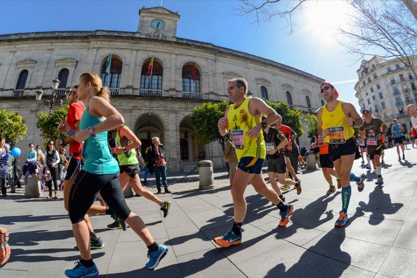 maraton sevilla 2018
