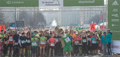 Medio Maratón Berlín 2018, una de las carreras más rápidas del planeta