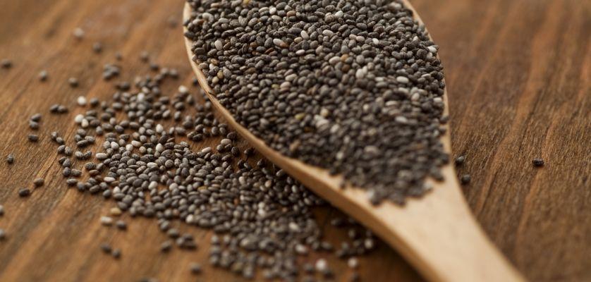 Semillas de chía, la dosis que puedes tomar al día y sus 10 beneficios