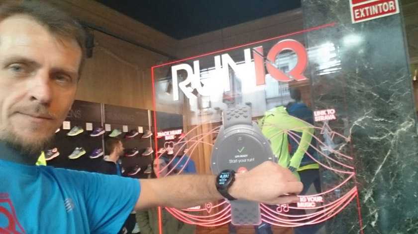 Smartwatch RunIQ de New Balance - foto 2