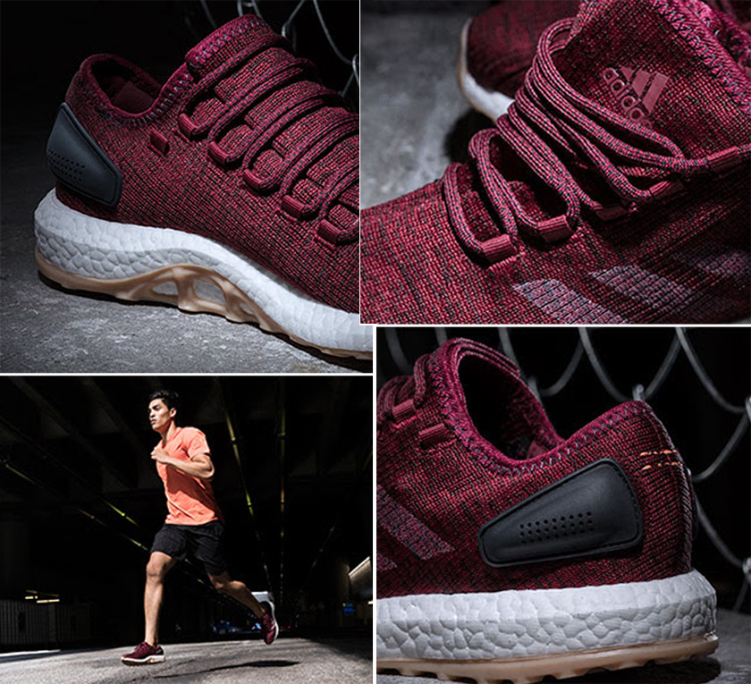 Adidas Pure Boost 2017  Características - Zapatillas Running  19b2db62bd049