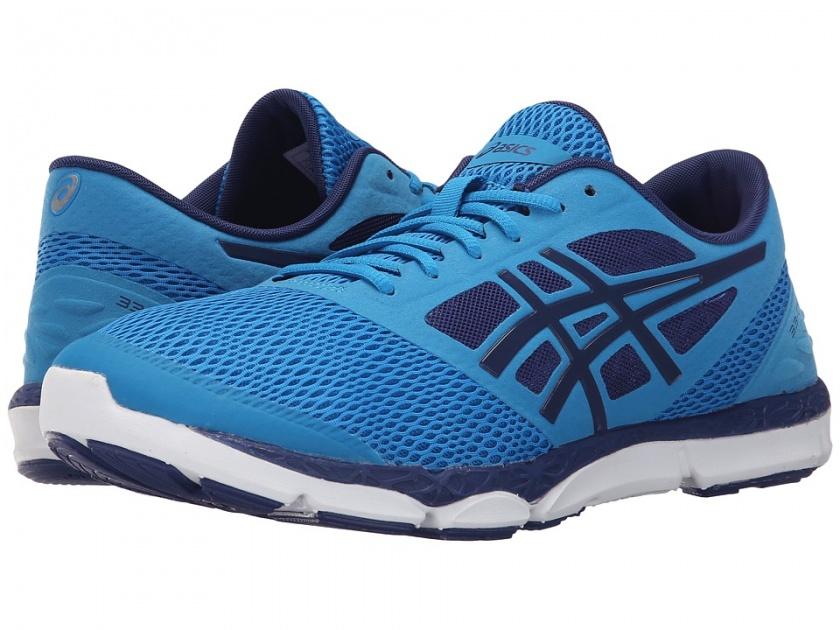 ASICS  Running azul