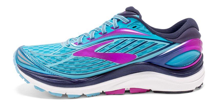 Las 12 mejores zapatillas de running de pronación 2017 - Brooks Transcend 4
