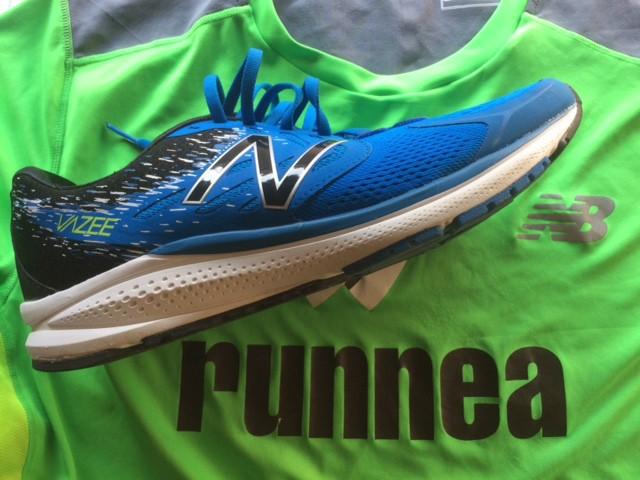 Las 12 mejores zapatillas de running de pronación 2017 - New Balance Vazee Prism v2