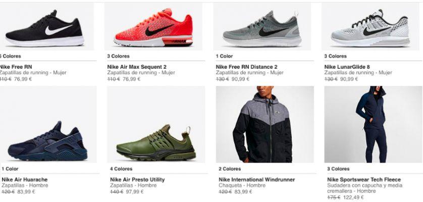half off 51101 3a1ec Nike lanza sus rebajas de primavera