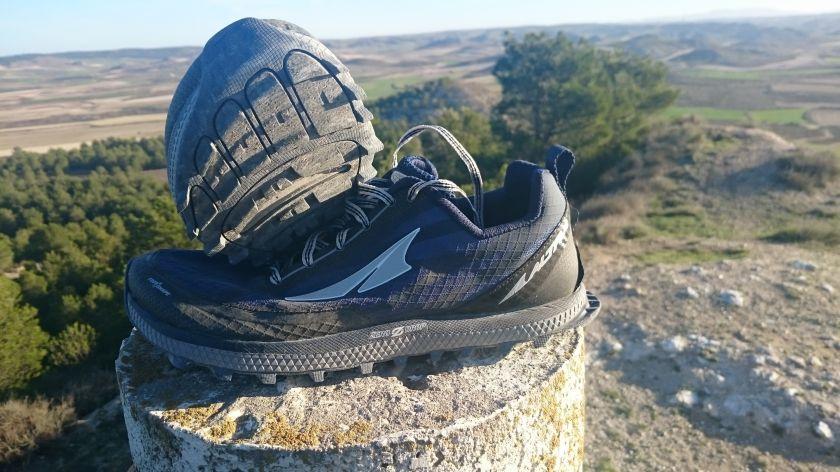 Las mejores zapatillas de trailrunning 2017 - Altra Running Superior 3.0