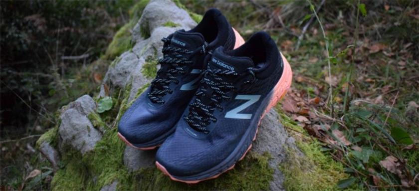 Las mejores zapatillas de trailrunning 2017 - New Balance Fresh Foam Hierro v2
