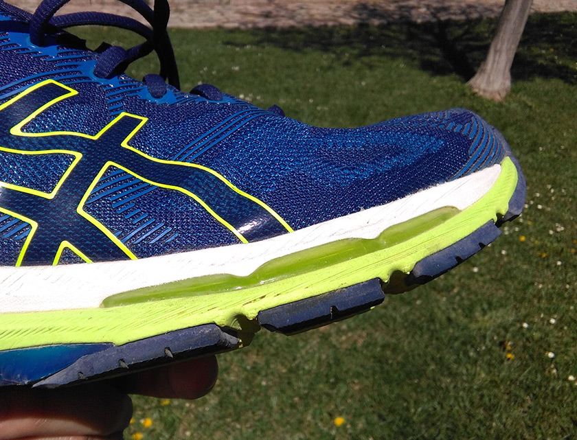 Review ASICS Gel Nimbus 19 - foto 4