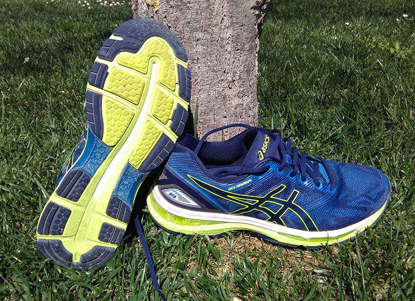 Review ASICS Gel Nimbus 19 - foto 6