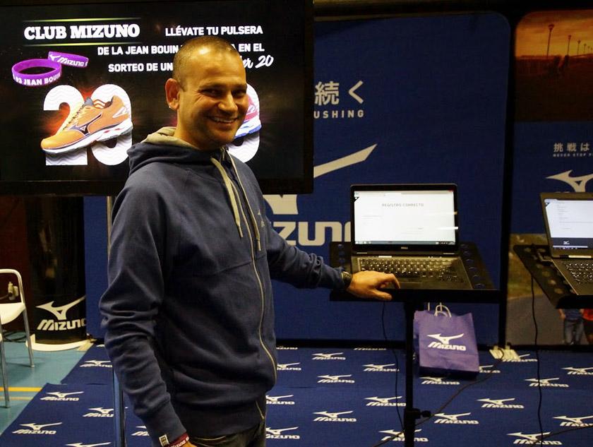 Mizuno impulsando el atletismo popular - Josep Aparicio