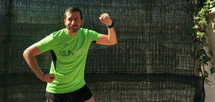 Soy Tonacho y os presento mi blog runner... Sí, sí Runner