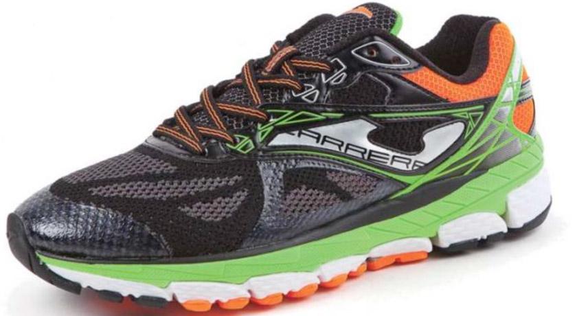 Las mejores zapatillas de running para correr un maratón - Joma Carera 2017