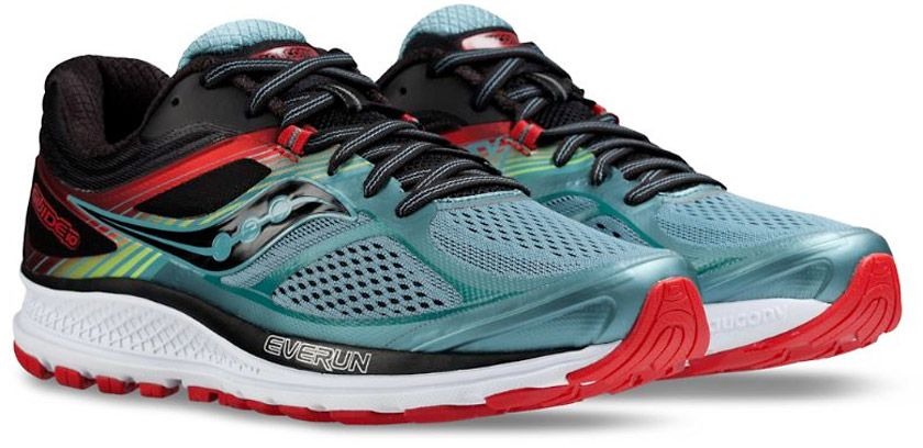 Las mejores zapatillas de running para correr un maratón - Saucony Guide 10