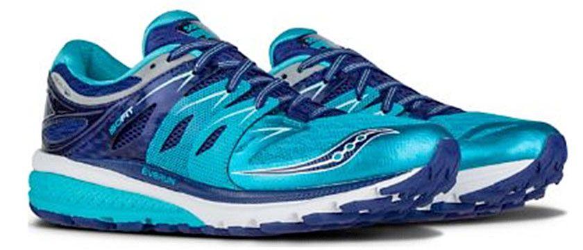 Las mejores zapatillas de running para correr un maratón -  Saucony Zealot ISO 2
