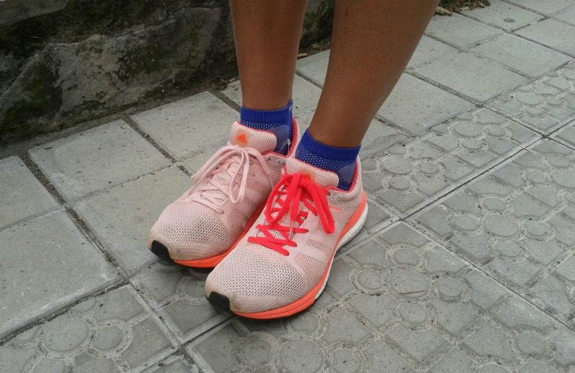 Las mejores zapatillas de running para correr un maratón - Adidas Adizero Tempo Boost 8