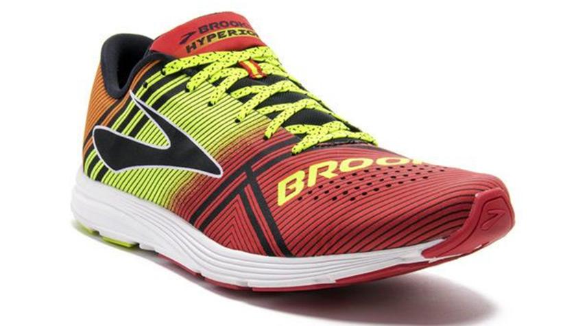Las mejores zapatillas de running para correr un maratón - Brooks Hyperion