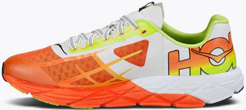 Las mejores zapatillas de running para correr un maratón - Hoka One One Tracer