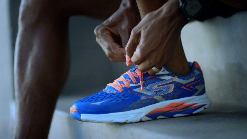 Las mejores zapatillas de running para correr un maratón -  Skechers GoRun 5