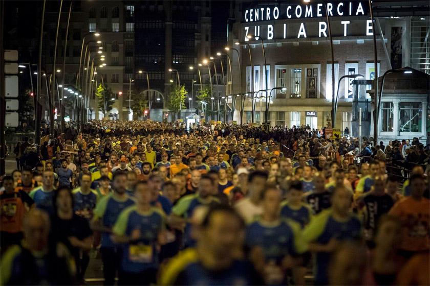 Las 7 razones de peso para correr el EDP Bilbao Night Marathon 2017 - foto 1