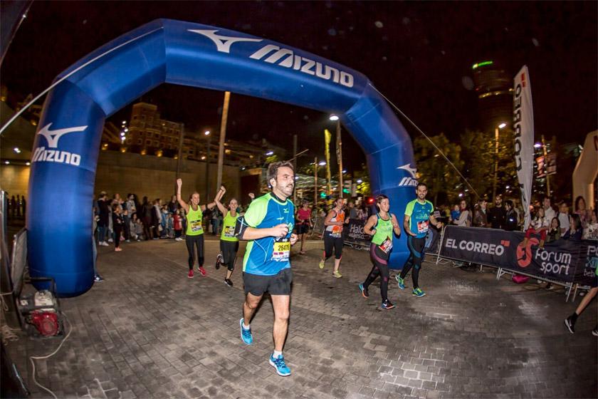 Las 7 razones de peso para correr el EDP Bilbao Night Marathon 2017 - foto 2