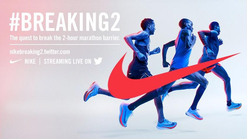 Nike anuncia la fecha de Breaking2, y lo que tienes que hacer para seguirlo - foto 1