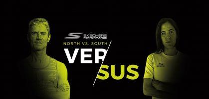 Skechers Performance North vs South: Atención que ya hay pique