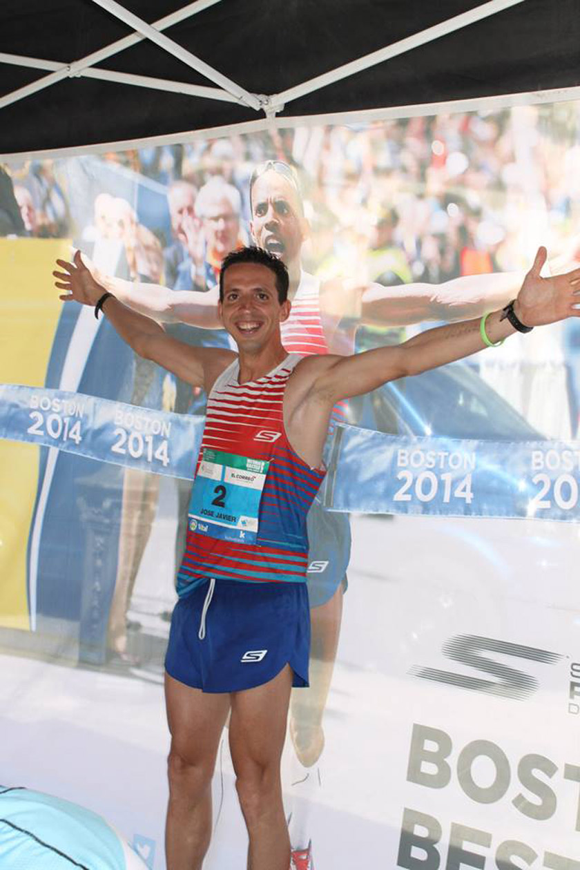Entrevista a Javi Olea, atleta Skechers - foto 5