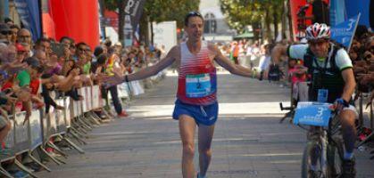 """Javi Olea, campeón del mundo de media maratón veteranos: """"Dosificar bien, clave para correr un maratón"""""""