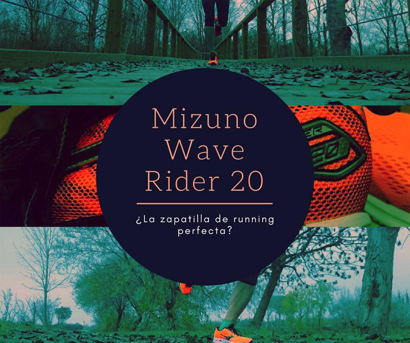 Mizuno Wave Rider 20, analizada por los especialistas del sector - foto 1