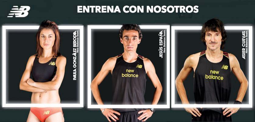 ¿Te gustaría ser protagonista del entrenamiento exclusivo de New Balance en Bilbao?  - foto 2