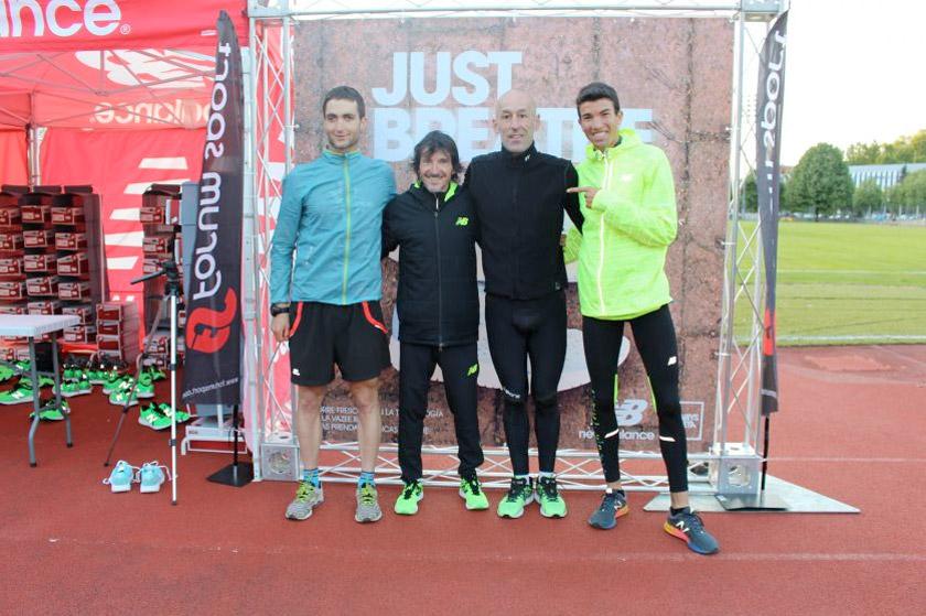 ¿Te gustaría ser protagonista del entrenamiento exclusivo de New Balance en Bilbao?  - foto 1
