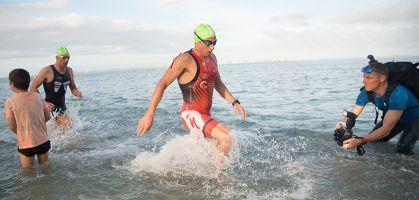 Cómo preparar la natación de tu primer triatlón