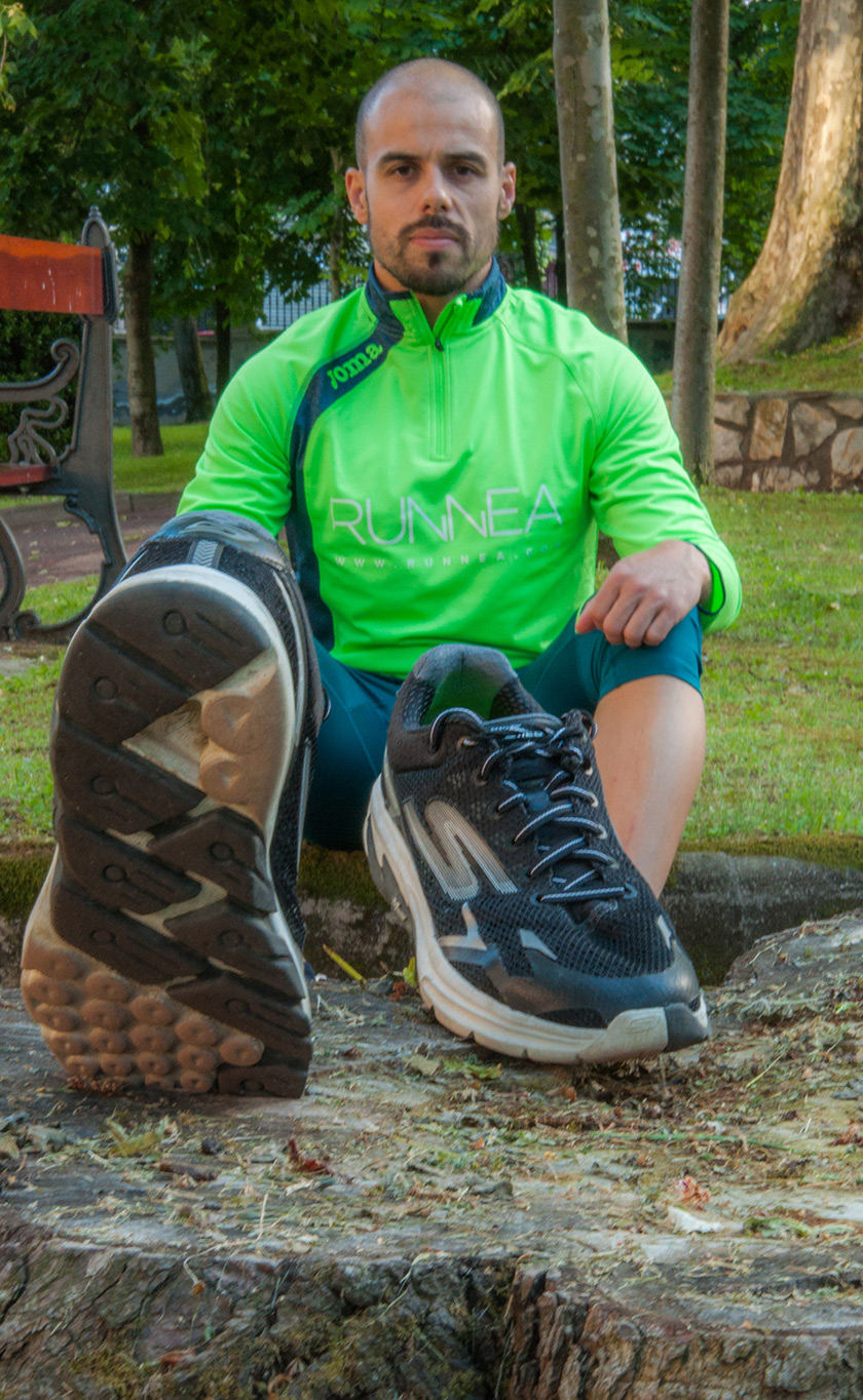 Review Skechers GOmeb Strada 2 - Unai Portillo - foto 3