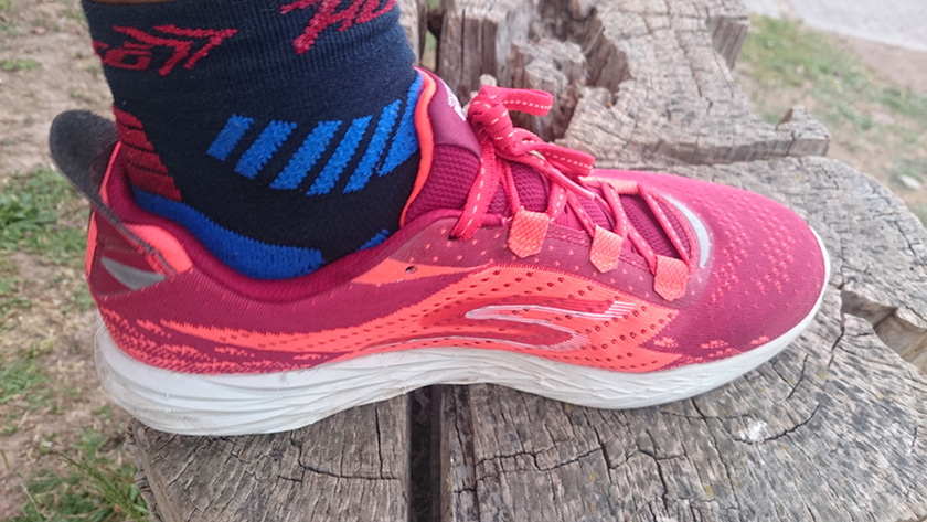 Review Skechers GOrun 5 - foto 2