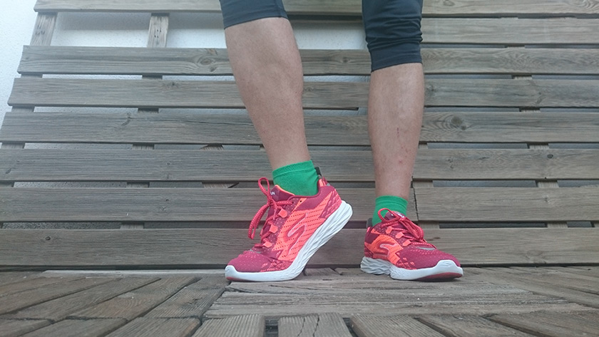 Review Skechers GOrun 5 - foto 8