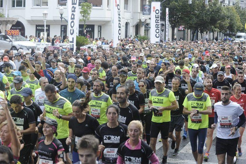 20Km Bilbao 2017, cuando el running se convierte en una auténtica fiesta deportiva - foto 1