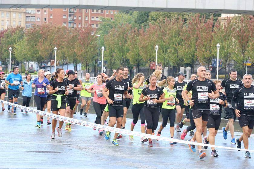 20Km Bilbao 2017, cuando el running se convierte en una auténtica fiesta deportiva - foto 4