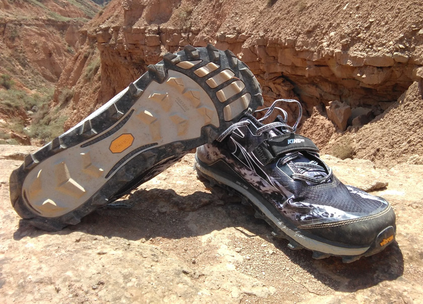 Review Altra Running King MT - Foto 1