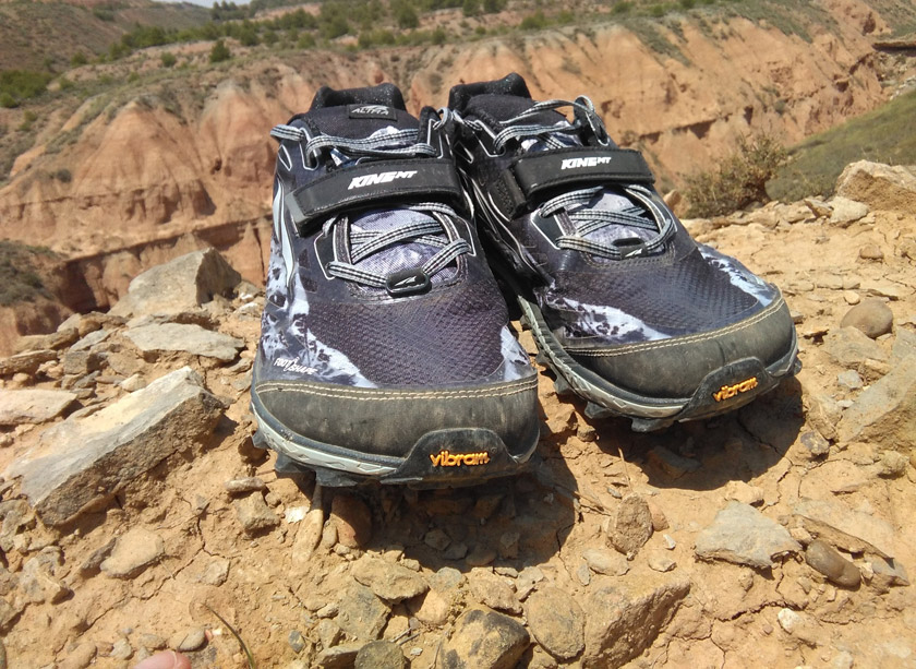 Review Altra Running King MT - Foto 11