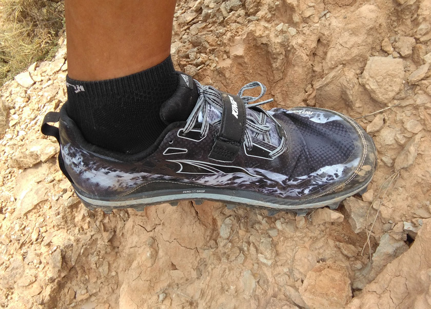 Review Altra Running King MT - Foto 13