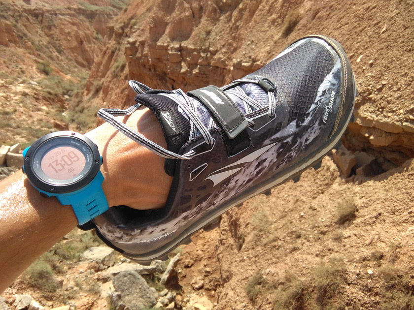 Review Altra Running King MT - Foto 14