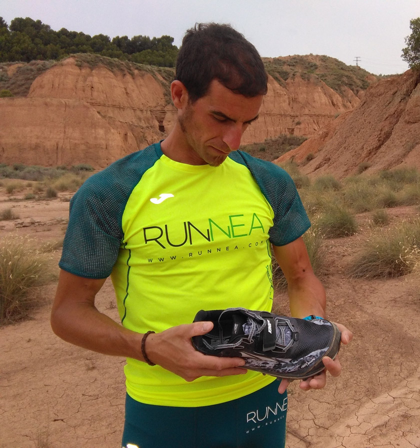Review Altra Running King MT - Foto 4