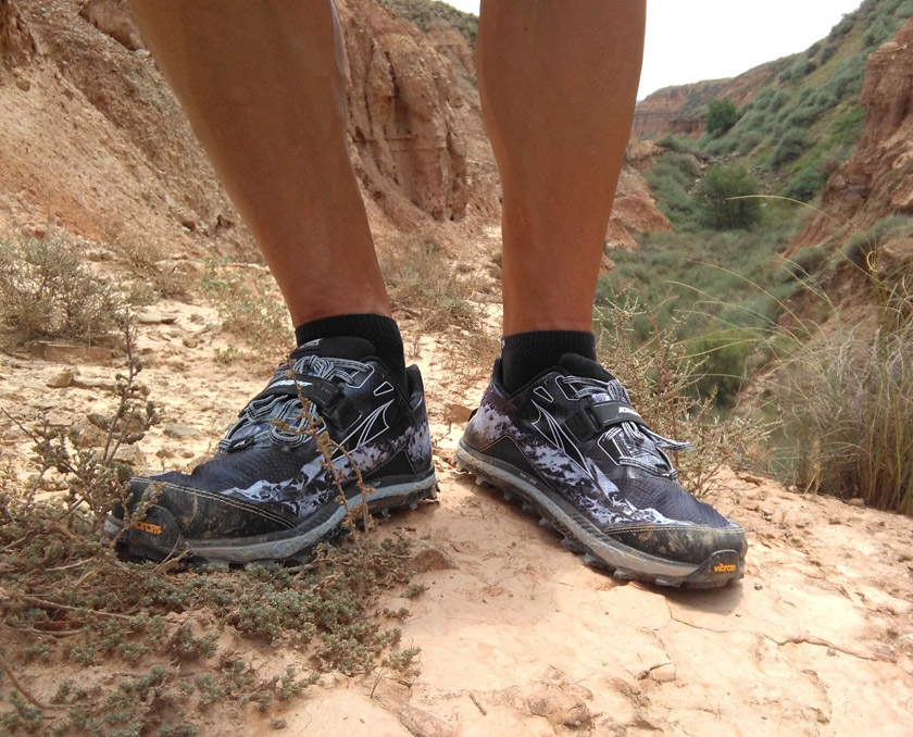 Review Altra Running King MT - Foto 4 bis