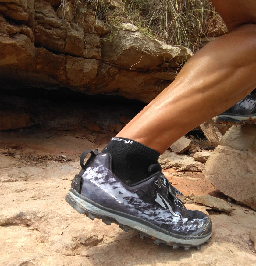 Review Altra Running King MT - Foto 5