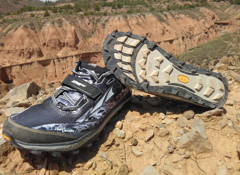 Review Altra Running King MT - Foto 6