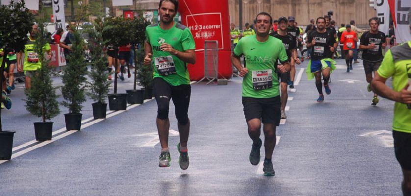 Así somos los runners españoles en 2017