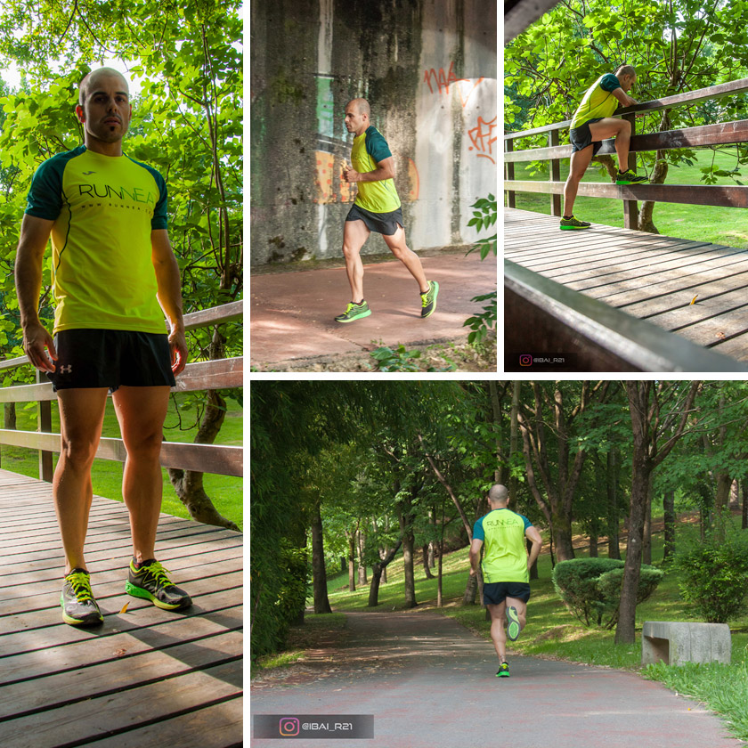 Review ASICS Noosa FF - foto 3