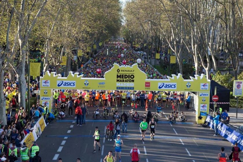 medio maraton madrid 2018
