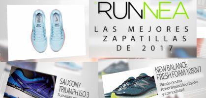 Las mejores zapatillas de running 2017